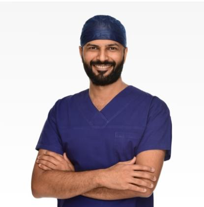 Parth Shah eye surgeon Sydney ophthalmologist