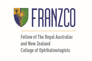 FRANZCO Parth Shah Sydney ophthalmologist