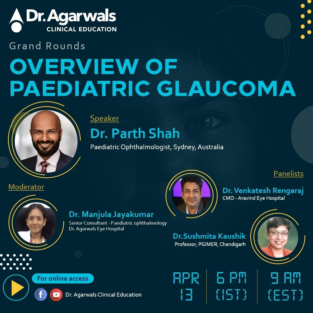 paediatric glaucoma